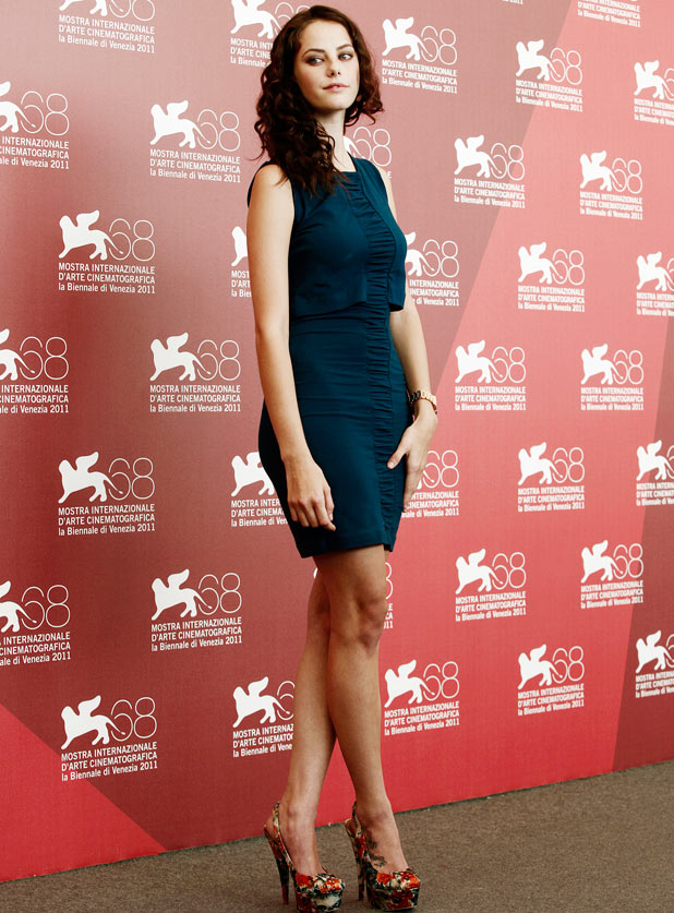 Kaya hits the red carpet