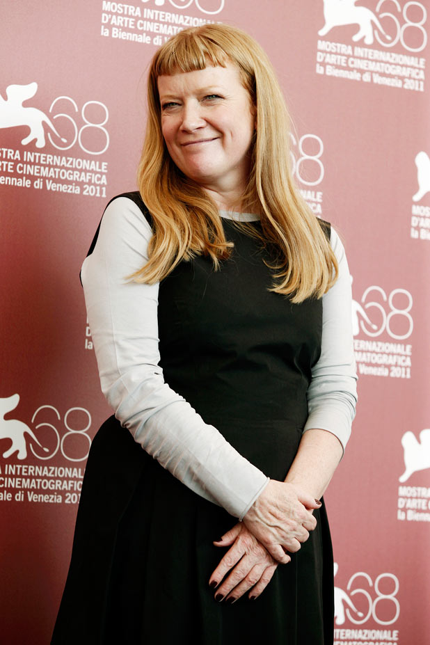 Wuthering Heights director Andrea Arnold