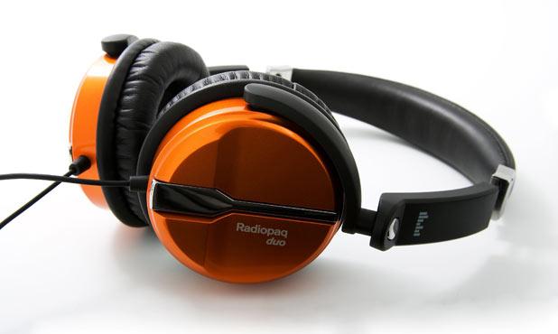 Radiopaq headphones