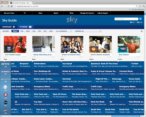 TV Guide TVListings submited images ~ Wand Tv Programming Schedule