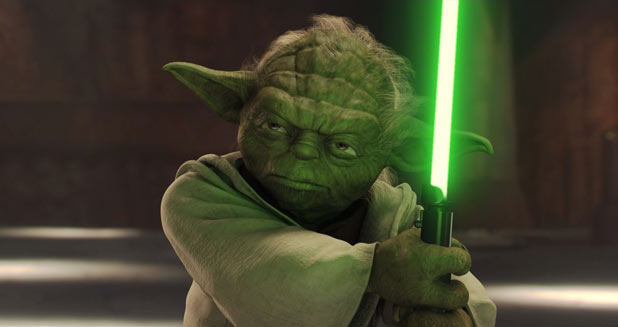 Yoda, the ultimate Jedi