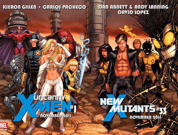 X-Men full Cyclops team teaser