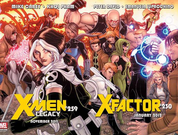 Wolverine's X-Men full roster teaser