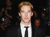 Benedict Cumberbatch at the 2011 GQ Men Of The Year Awards in London