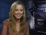Melissa George Digital Spy interview