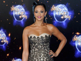 Alesha Dixon arrives for the launch of Strictly Come Dancing 2011