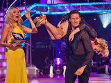 SCD 2011: Lulu and Brendan Cole