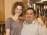 Fix This Kitchen hosts Nicole Facciuto and Eric Greenspan