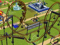 Rollercoaster Tycoon is announced for Nintendo 3DS with a teaser trailer.