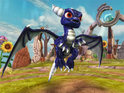 Skylanders: Spyro's Adventure shares character data across multiple platforms.