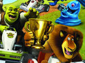 Dreamworks Super Star Kartz sees movie favorites in a racing game.
