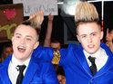 John and Edward Grimes finish in third place in Celebrity Big Brother.