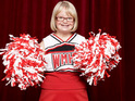 Glee star Lauren Potter reveals details of Becky's crush on Artie in the show.