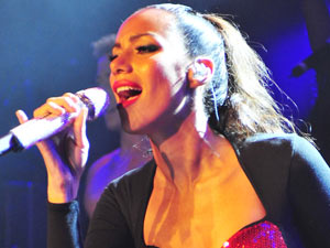 Leona lewis in concert at G-A-Y