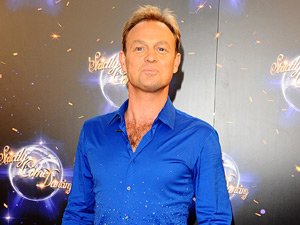 Jason Donovan arrives for the launch of Strictly Come Dancing 2011