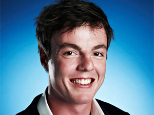 BB 2011: Housemates: Harry Blake