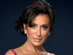 Strictly Come Dancing 2011: Nancy Dell'Olio