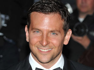 Bradley Cooper arriving at the 2011 GQMen of the Year Awards