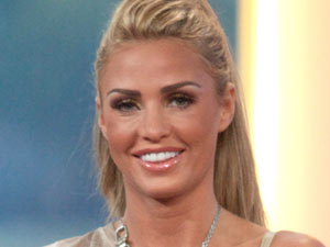 Katie Price appears on 'Daybreak'
