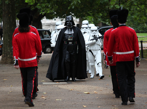 Stormtroopers Take Over London gallery