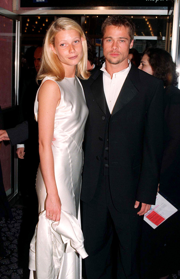 Gwyneth Paltrow Brad Pitt Naked 32