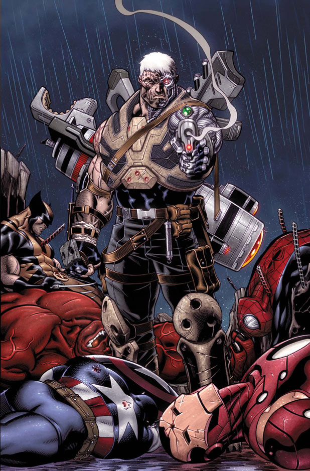 &#39;Avengers: X-Sanction&#39; - Cable