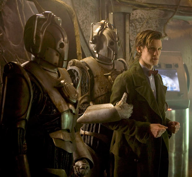 Doctor Who Episode 12 - 'Closing Time'