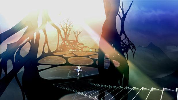 'El Shaddai: Ascension Of The Metatron' screenshot