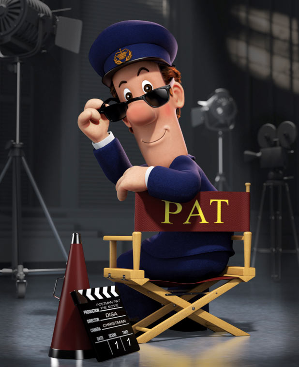 Postman Pat Movie
