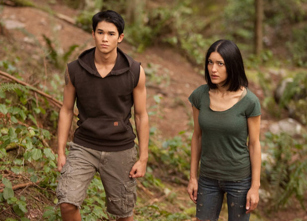 Seth Clearwater and Leah Clearwater