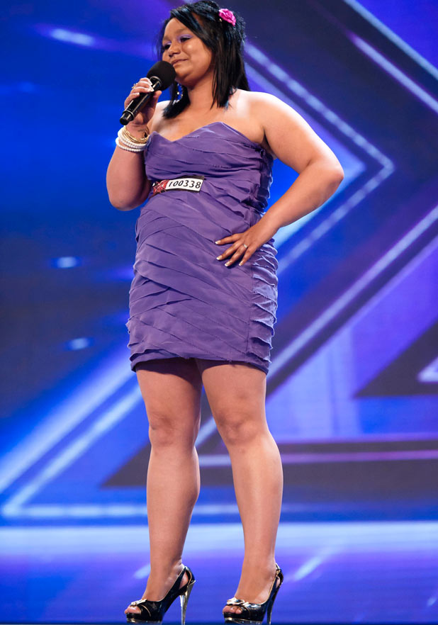 The X Factor 2011 Episode 6: Natasha