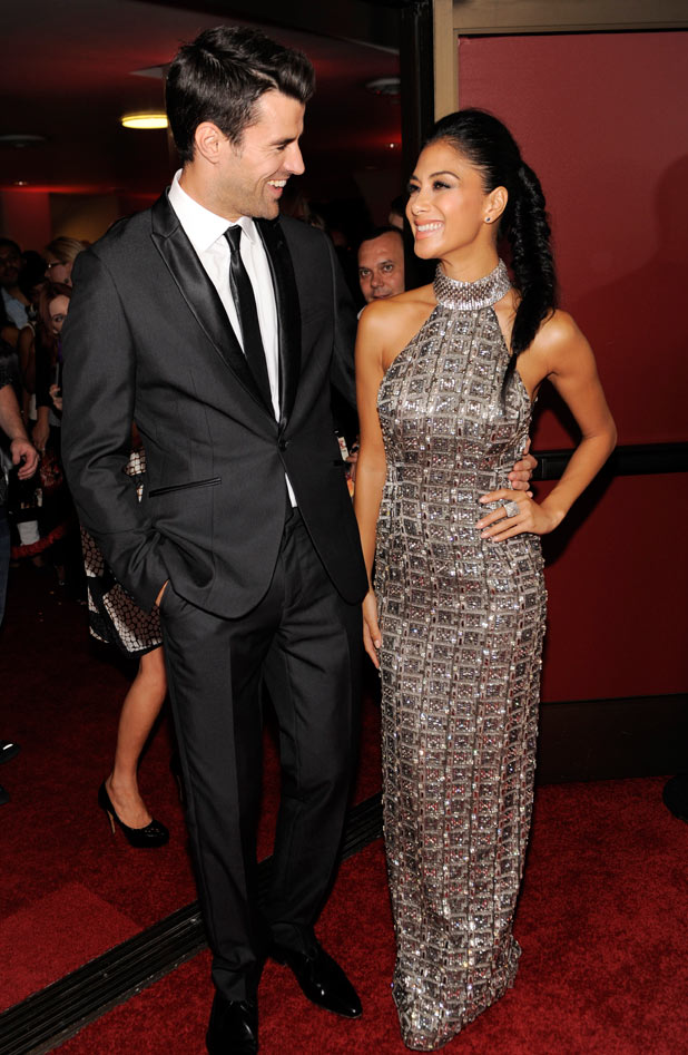 The X Factor USA Premiere: Steve and Nicole