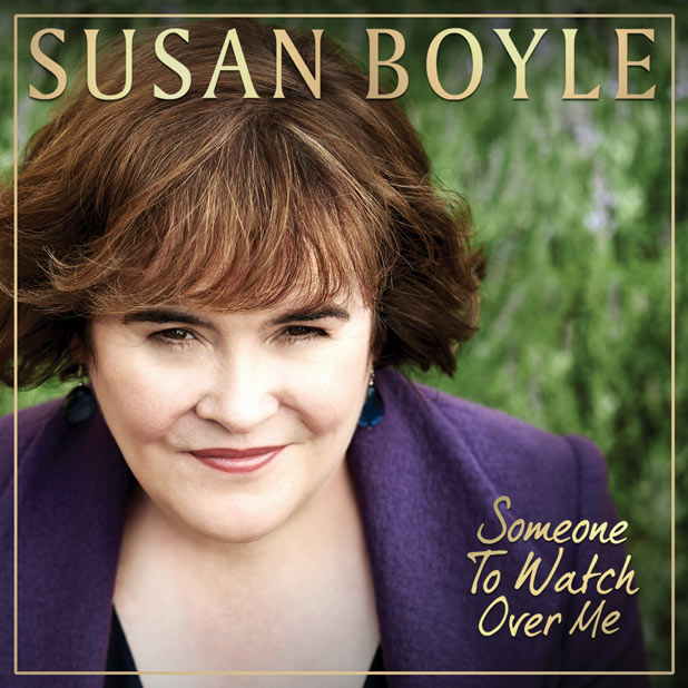 Susan Boyle: &#39;Someone To Watch Over Me&#39;