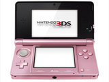 Nintendo 3DS Misty Pink