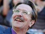 Gary Oldman has spotted the Batsignal