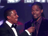 Landau Eugene Murphy Jr and Nick Cannon