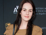 Michelle Dockery attends the 9th Annual BAFTA Tea Party in Los Angeles.