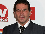 Paddy Doherty arriving for the 2011 TV Choice Awards