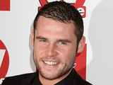 Danny Miller at the TV Choice Awards 2011 at the Savoy Hotel