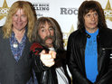The spoof rock band may head out on tour once again in 2014.