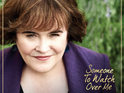 Susan Boyle unveils the artwork for her third studio album.