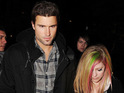 Avril Lavigne's boyfriend Brody Jenner was bottled last night in a confrontation.