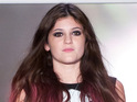 Kylie Jenner walks the runway at Avril Lavigne's New York Fashion Week show.