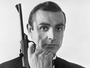 Sean Connery as James Bond in &#39;From Russia With Love&#39;