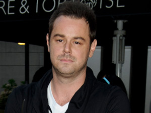 Danny Dyer arrives at the 'Big Fat Gypsy Gangster' premiere in central London