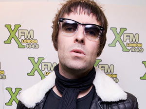 Liam Gallagher - The Oasis and Beady Eye musician turns 39 on Wednesday
