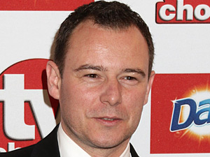 Andrew Lancel at the TV Choice Awards 2011 at the Savoy Hotel