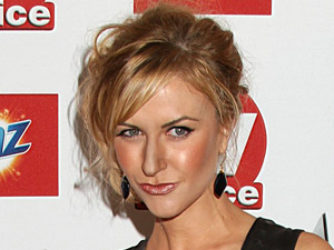 Katherine Kelly at the TV Choice Awards 2011 at the Savoy Hotel