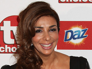 Shobna Gulati at the TV Choice Awards 2011 at the Savoy Hotel