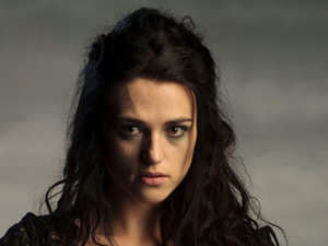 Morgana in Merlin